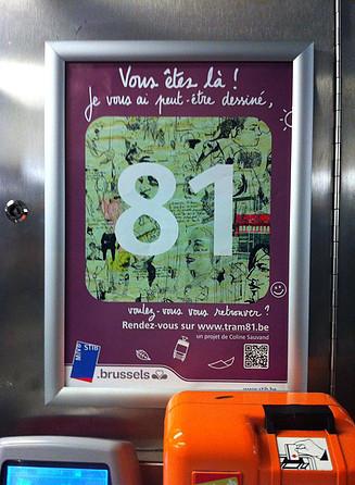 Tram 81 - Coline Sauvand