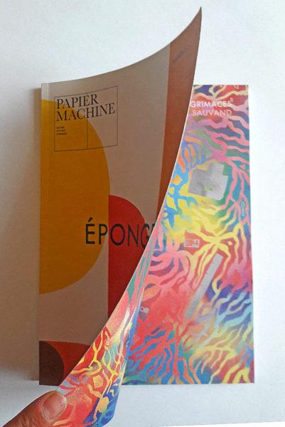 Papier Machine n°7 - Coline Sauvand
