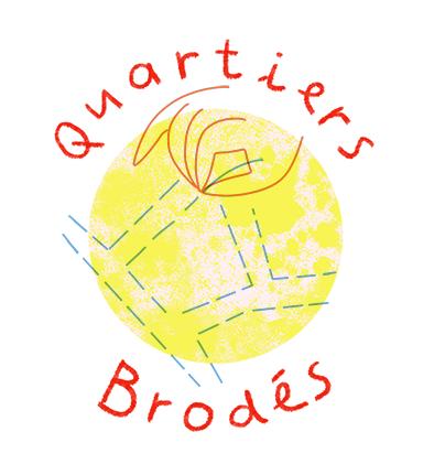 Quartiers Brodés - Coline Sauvand
