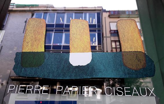 Pierre Papier Ciseaux - Coline Sauvand